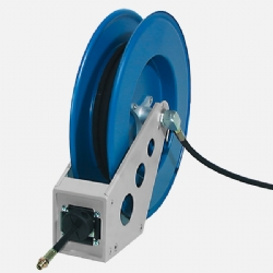 hose reel, reel hose, automatical reel hose, oil reel, grease reel